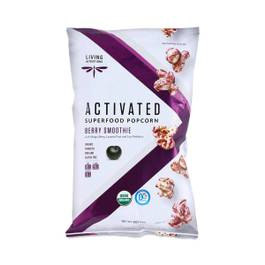Superfood Popcorn, Berry Smoothie, with Probiotics