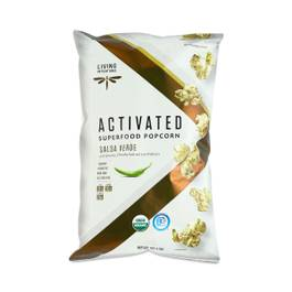 Superfood Popcorn, Salsa Verde, with Probiotics