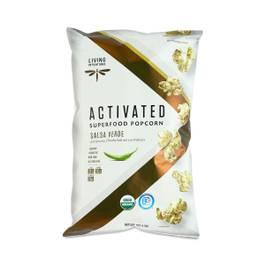 Superfood Popcorn, Salsa Verde, with Probiotics