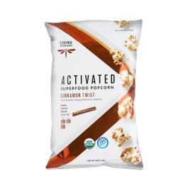 Superfood Popcorn, Cinnamon Twist, with Probiotics