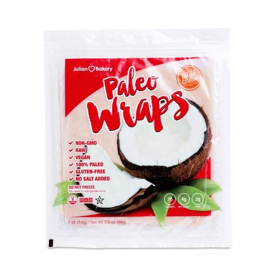 Julian bakery paleo wraps