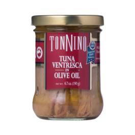 Tuna Ventresca In Olive Oil