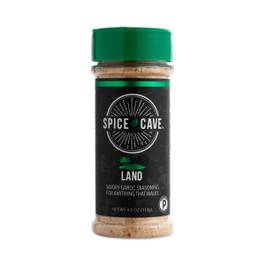 Land Spice, Savory Garlic Seasoning