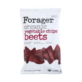 Organic Vegetable Chips, Beets