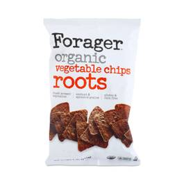 Organic Vegetable Chips, Roots