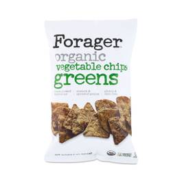 Organic Vegetable Chips, Greens