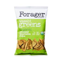 Wasabi Organic Vegetable Chips