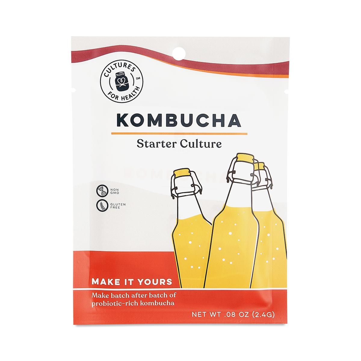 What Is In Kombucha