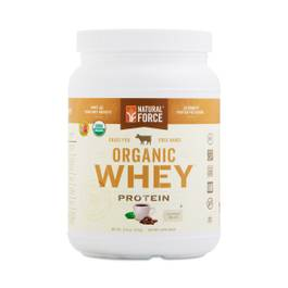 Organic Whey Protein, Coffee