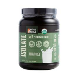 Organic Unflavored Whey Isolate