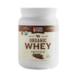 Organic Whey, Cacao Bean