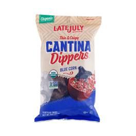 Organic Thin & Crispy Blue Corn Cantina Dippers