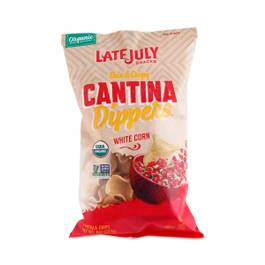 Organic Thin & Crispy White Corn Cantina Dippers