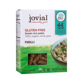 Organic Brown Rice Fusilli