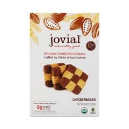 Organic Checkerboard Einkorn Cookies