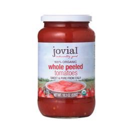 Organic Whole Peeled Tomatoes