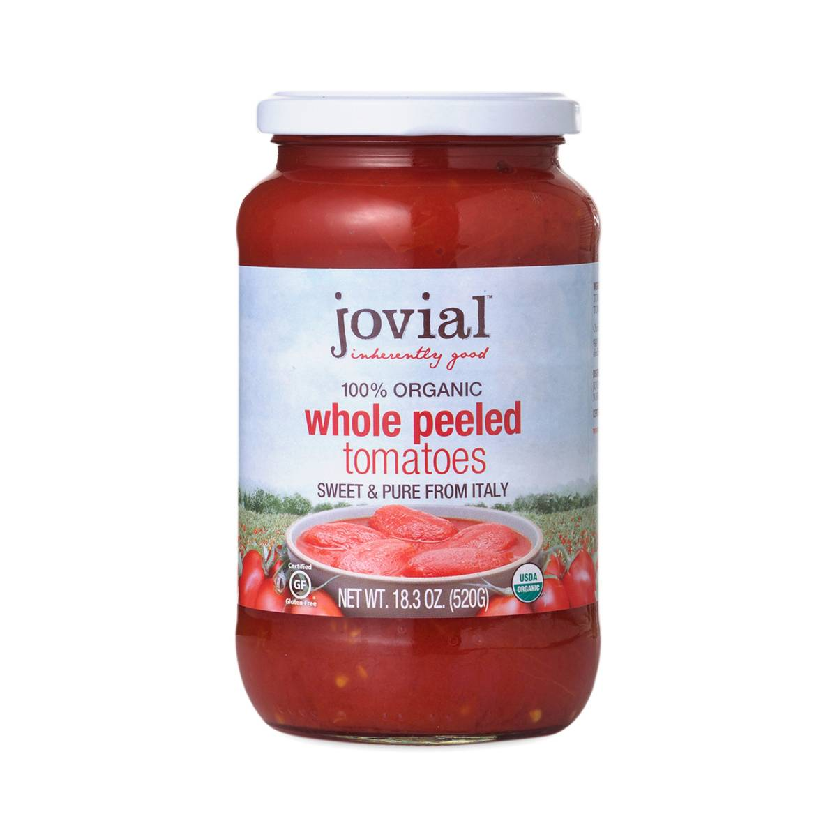 Jar Tomatoes Whole Foods