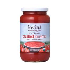 Organic Crushed Tomatoes