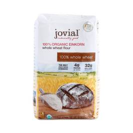 Organic Whole Wheat Einkorn Flour