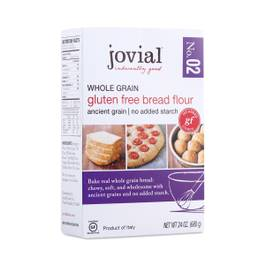 Whole Grain Gluten Free Bread Flour