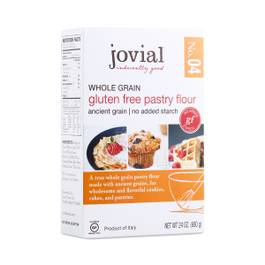 Whole Grain Gluten Free Pastry Flour
