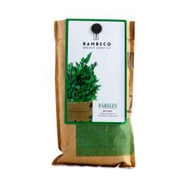 Organic Garden Herb Grow Kit: Italian Parsley