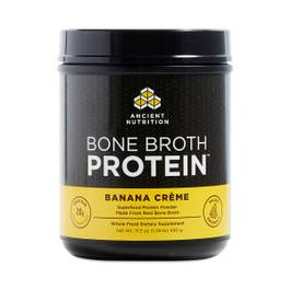 Bone Broth Protein - Banana Crème
