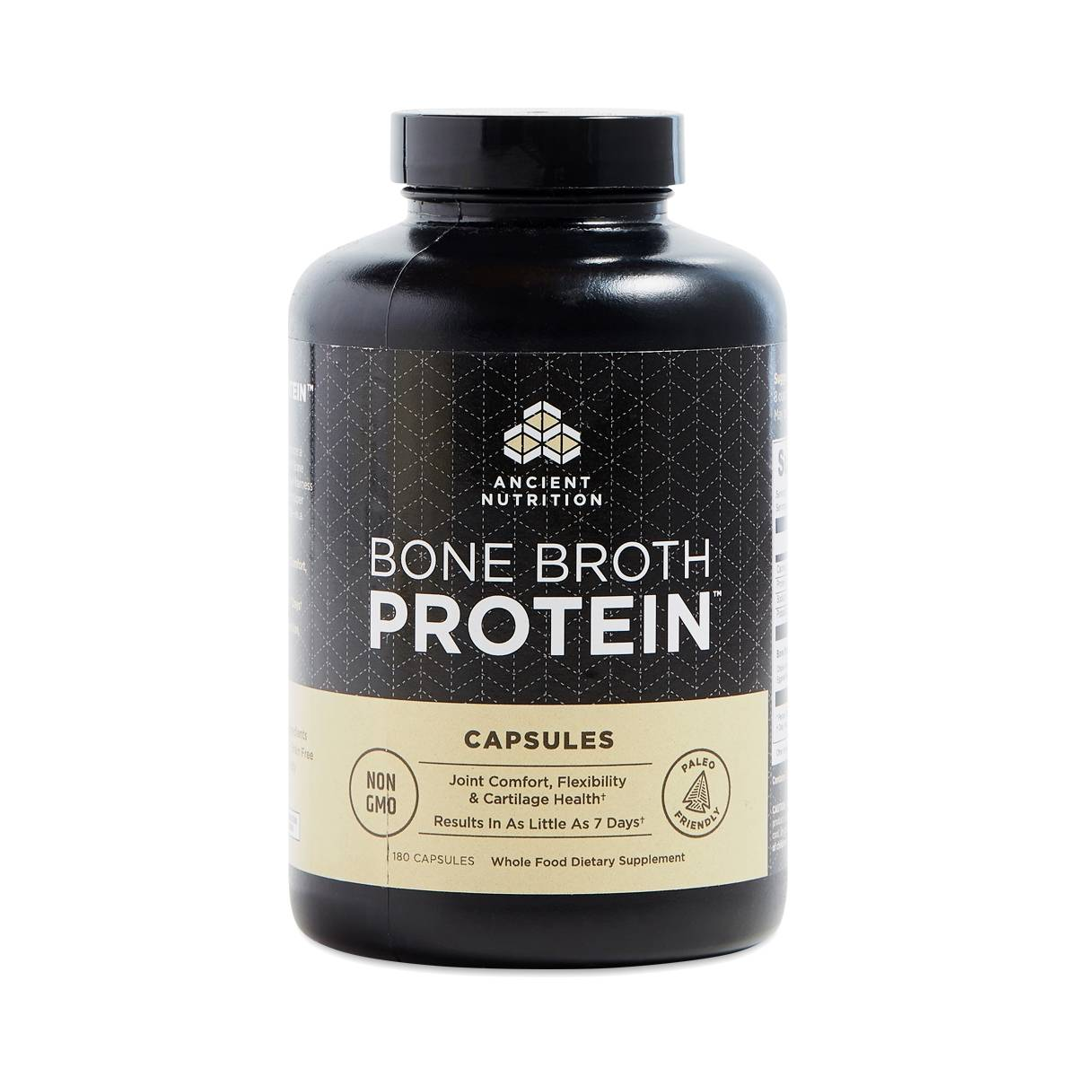 Ancient Nutrition Bone Broth Protein Capsules Thrive