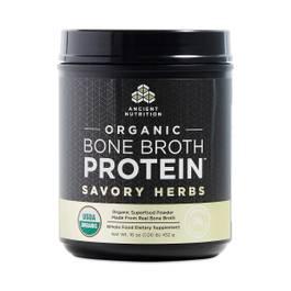 Organic Bone Broth Protein - Savory Herb