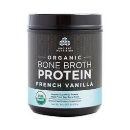 Organic Bone Broth Protein - French Vanilla