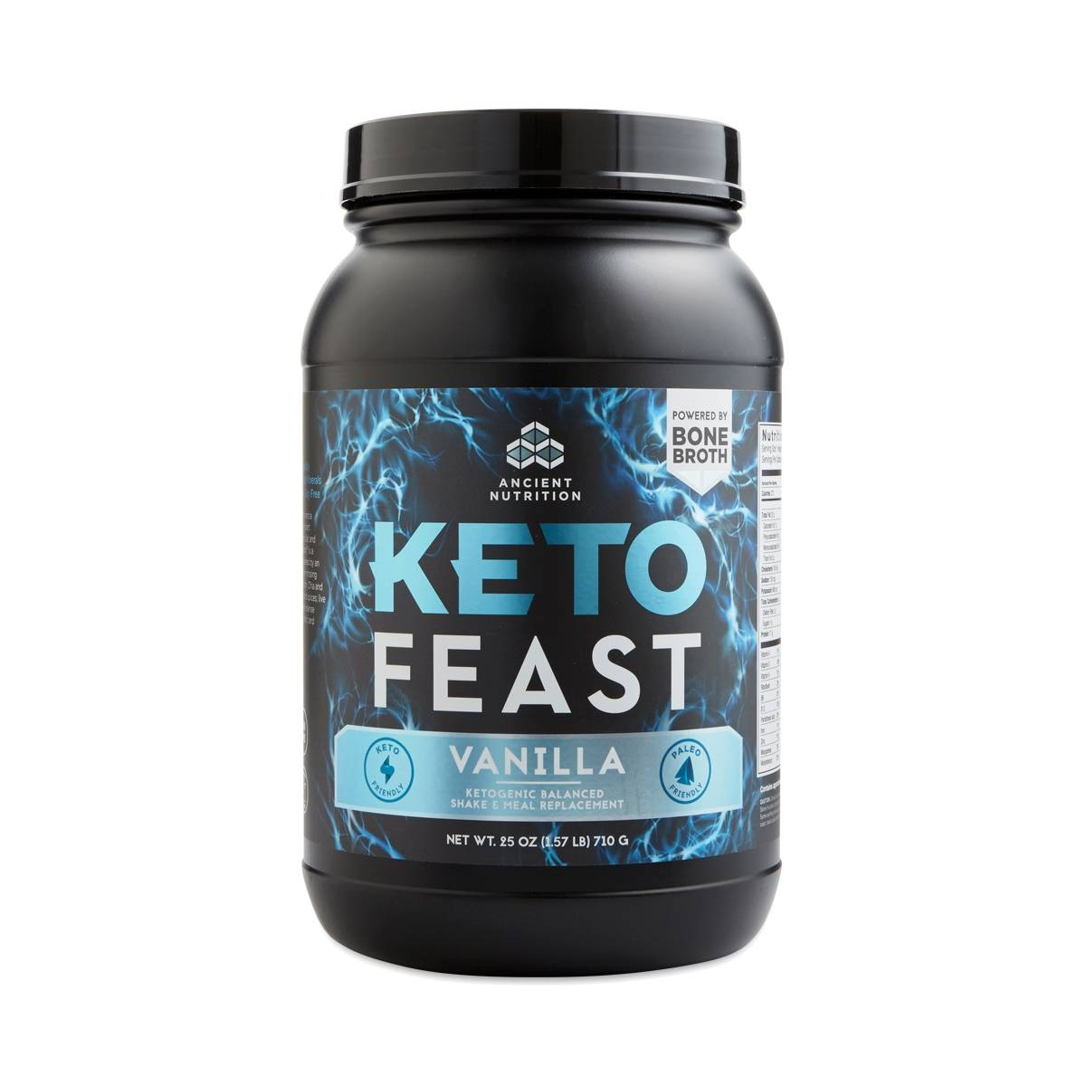 Ancient Nutrition Keto Feast Vanilla Thrive Market
