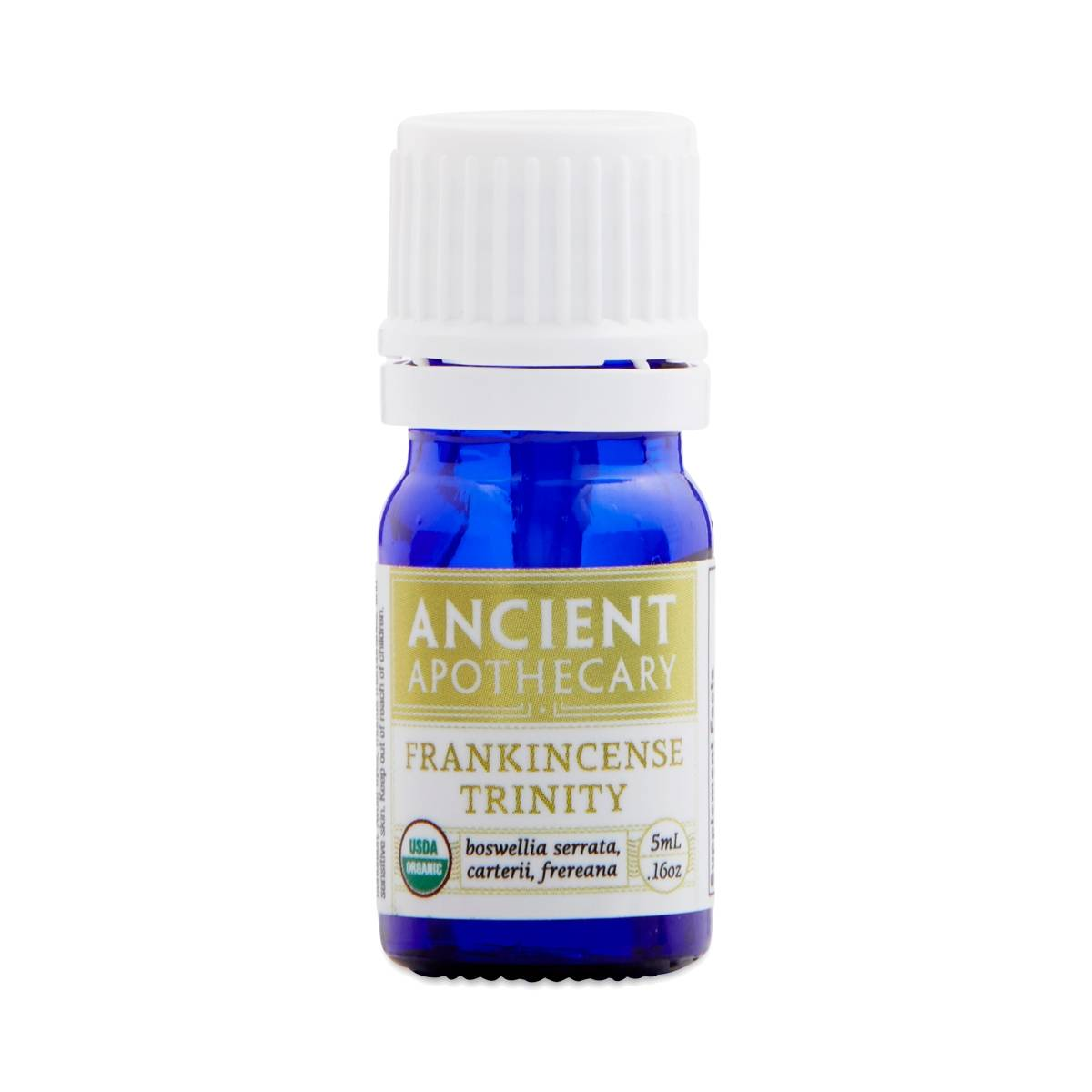 Organic Frankincense Trinity Essential Oil