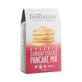 Organic Sunday Stacks Pancake Mix