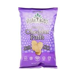 Dairy-Free Cheddar Puffs