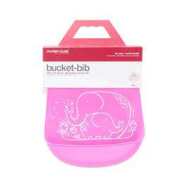 Elephant Hugs Bucket-Bib