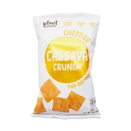 Cheddar Yuca Root Chips
