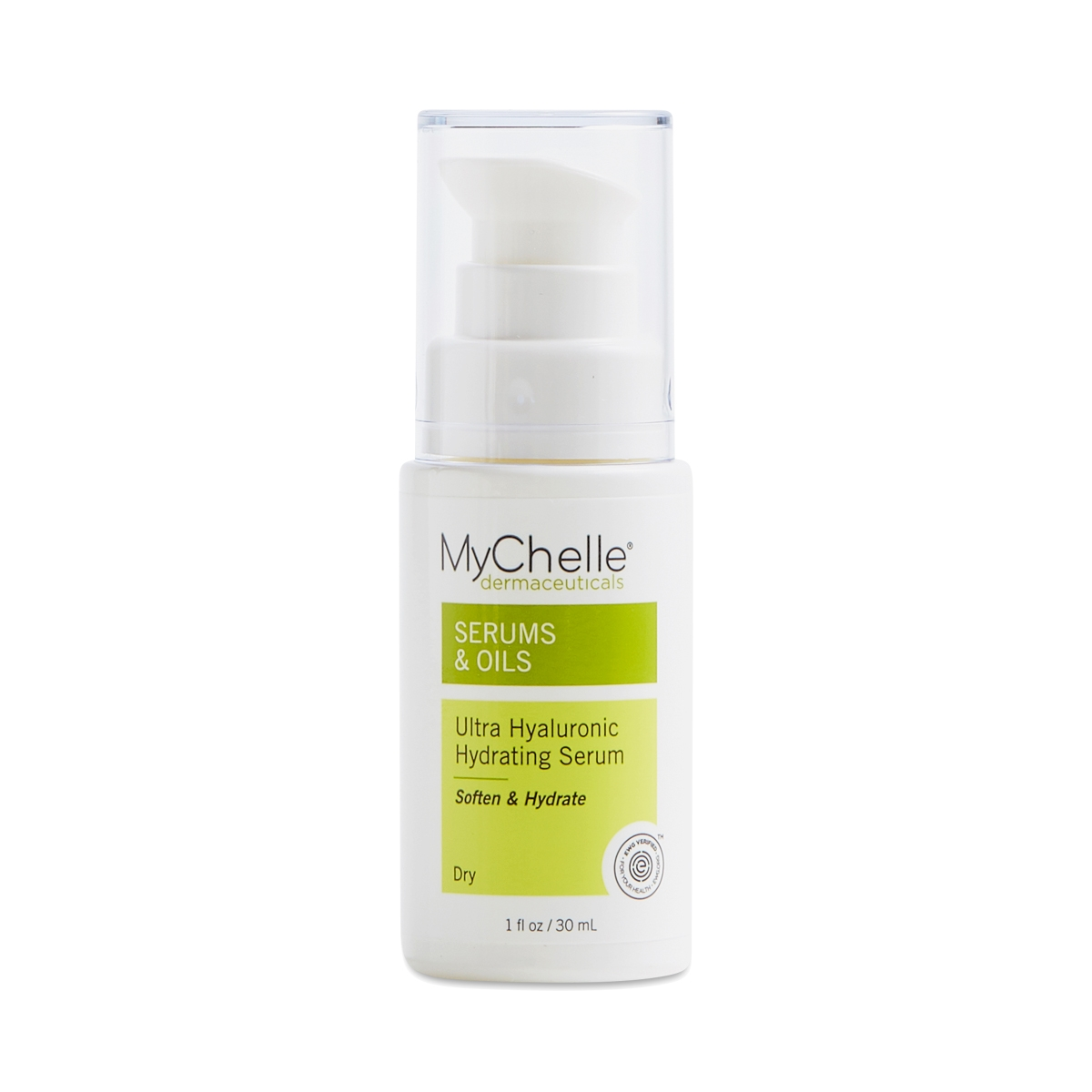 8742d5050fb Ultra Hyaluronic Hydrating Serum by Mychelle - Thrive Market