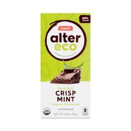 Crisp Mint Organic Chocolate Bar