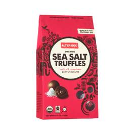 Sea Salt Truffles