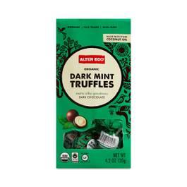 Organic Dark Mint Truffles