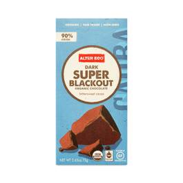 Super Blackout Dark Chocolate Bar