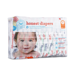 Diapers, Size 3 (16-28 lbs)