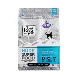 Nude Food Cat Kibble, Surf 'N Chick