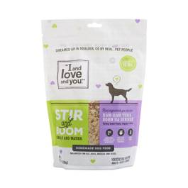 Raw Raw Turk Boom Ba Dinner, Grain Free Dehydrated Dog Food