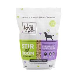 Raw Raw Turk Boom Ba Dinner, Grain Free Dehydrated Dog Food