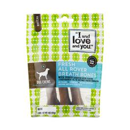 Chews & Treats for Fresh Breath