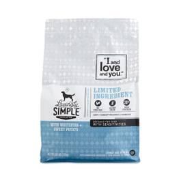 Lovingly Simple™ Whitefish & Sweet Potato Dog Food
