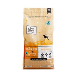 Baked & Saucy - Dry Dog Food Kibble - Chicken + Sweet Potato