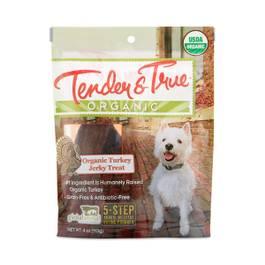 Organic Turkey Jerky Dog Treat