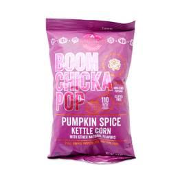 BoomChickaPop Holidrizzle Pumpkin Spice Kettle Corn